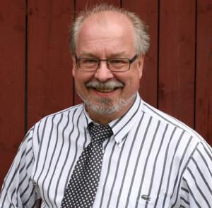 Mats Larsson, VD Lantmännen R&D, ordförande för Stiftelsen Ideon Agro Food