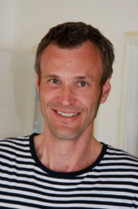 Anders Lareke, grundare av En God Granne